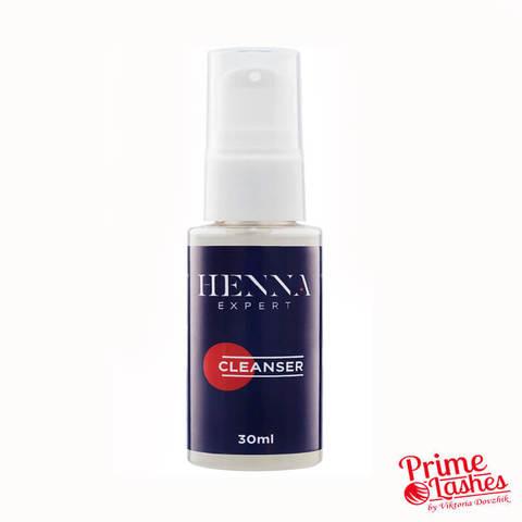 Клинсер (обезжириватель) Henna Expert, 30мл