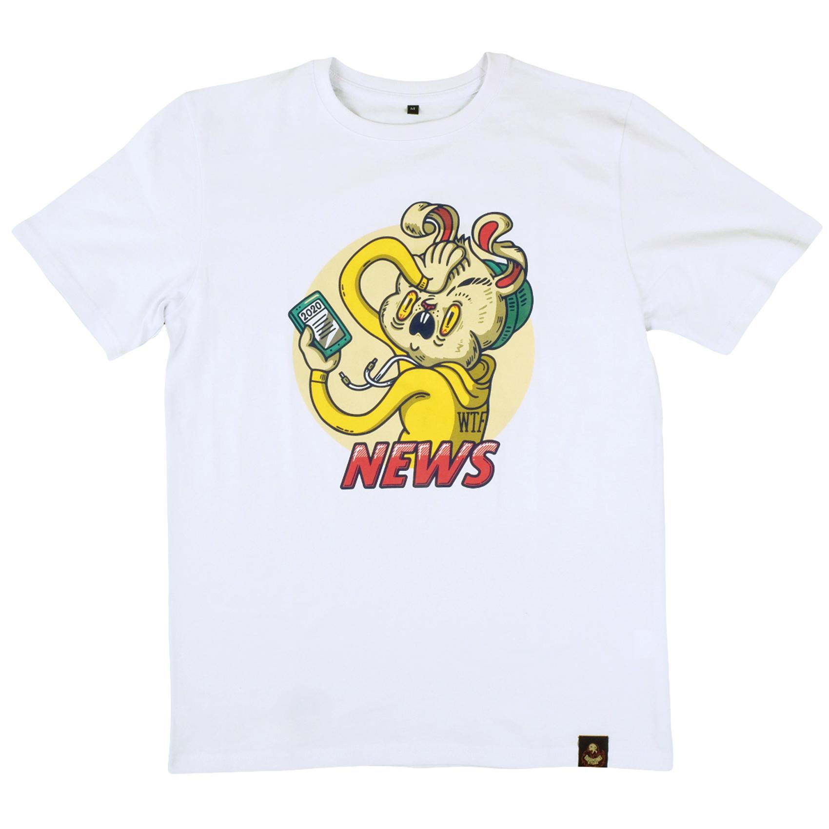 WTF NEWS / футболка