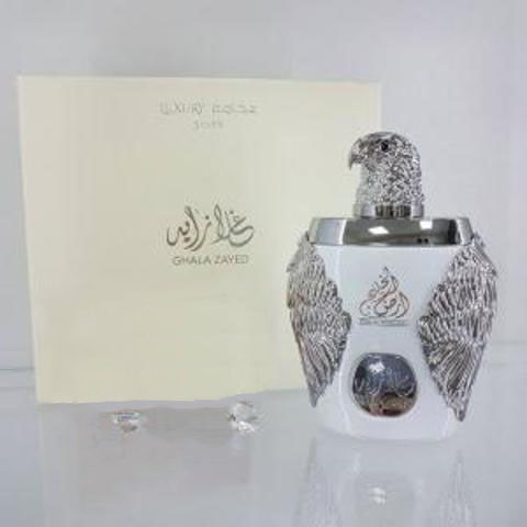 Ghala Zayed Luxury Silver Eau De Parfum