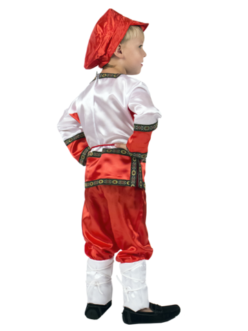Костюм Иванушка с красными штанами 3