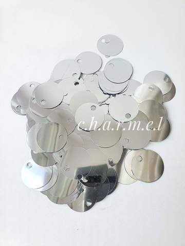 Серебро Зеркальный