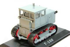 Tractor T-100 1:43 Hachette #32