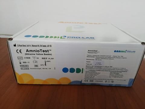 АмниоТест ТМ-Тампон с реагентом