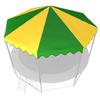 Крыша для батута Unix 12 ft (green)