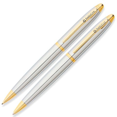 Набор Franklin Covey Lexington  (FC0011-3) Medalist шариковая ручка + карандаш