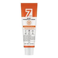 May Island 7 Days Secret Vita Plus-10 Cream - Крем для осветления и выравнивания тона кожи