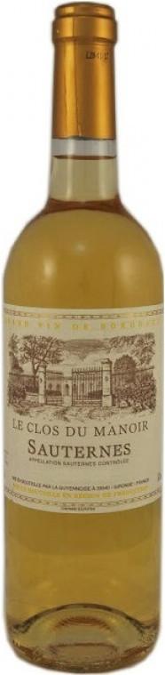 Le Clos du Manoir Sauternes AOC
