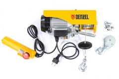 Тельфер электрический DENZEL TF-250