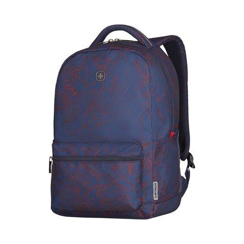 Рюкзак Wenger (606467) Colleague 16'', синий, 36x25x45 см, 22 л