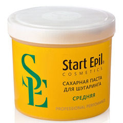 ARAVIA Start Epil, Сахарная паста для шугаринга «Средняя», 750 г