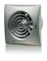 Вентилятор накладной Vents 100 Quiet Alum (Серебро)