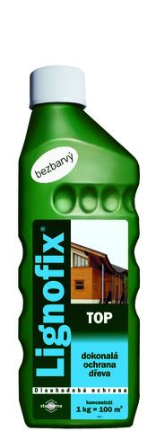 Санирующий антисептик для древесины Lignofix TOP, концентрат, бесцветный