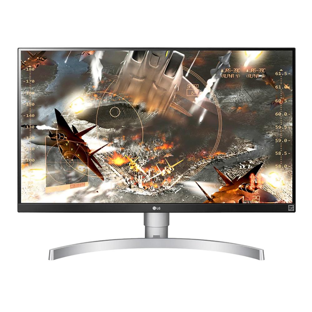 Ultra HD IPS монитор LG 27 дюймов 27UL650-W фото