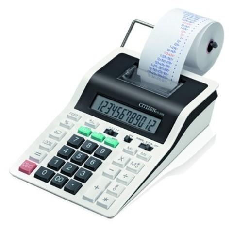 Калькулятор с печатью Citizen CX-32 N