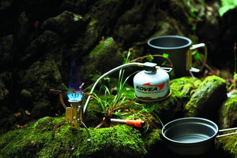 Картинка горелка туристическая Kovea КВ-1006