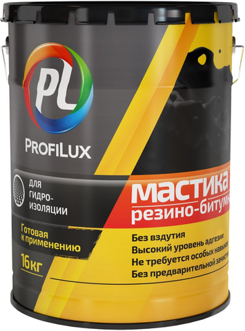 Profilux/Профилюкс Мастика РЕЗИНО-БИТУМНАЯ