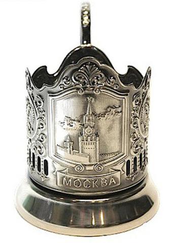 """Подстаканник """"Москва. Спасская башня"""" (3)"""