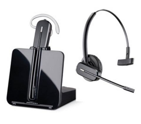 Plantronics CS540 (Convertible) —  (DECT) гарнитура стационарного телефона