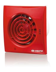 Вентилятор накладной Vents 100 Quiet Red (Красный)