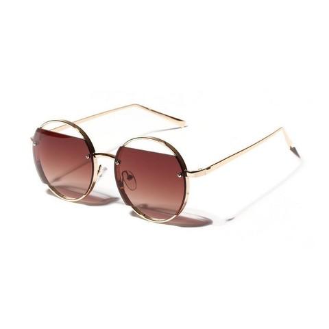Солнцезащитные очки 1163002s Коричневый - фото