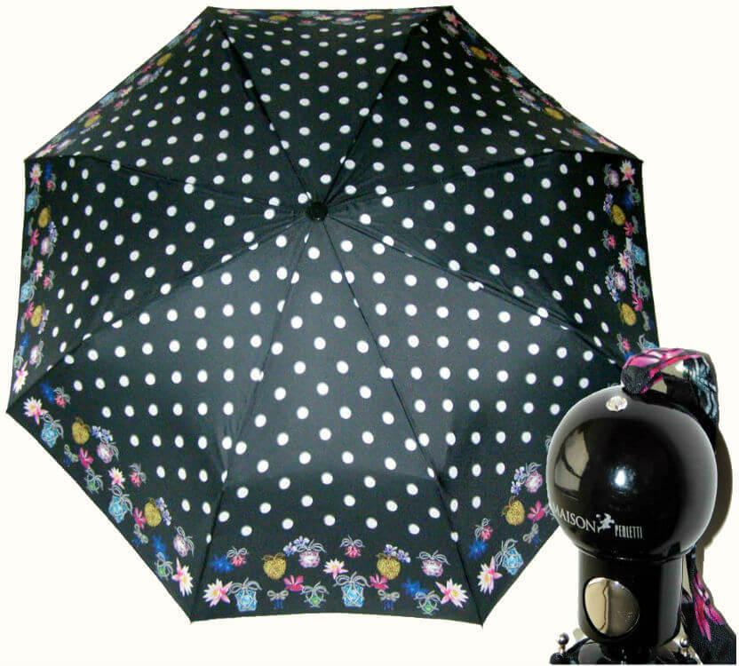 Зонт складной Maison Perletti 16207-dt Dots design