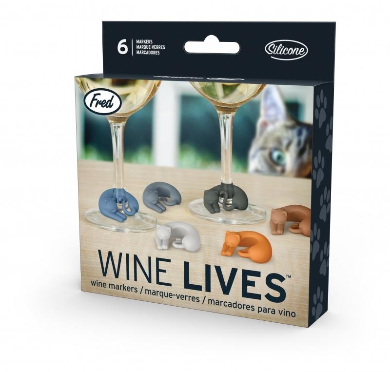 Маркеры  для вина