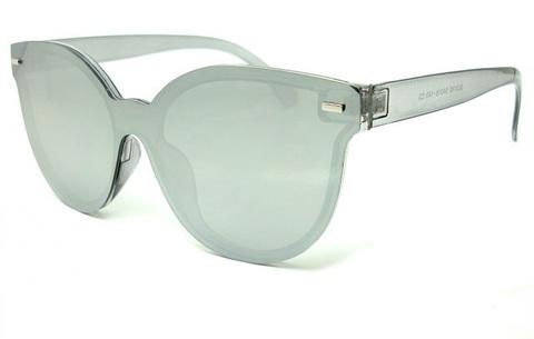 Солнцезащитные очки 6780004s Серебряный