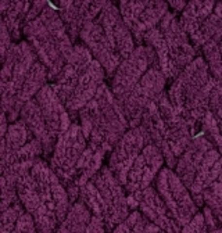 Пряжа ALIZE PUFFY №111 фиолетовый