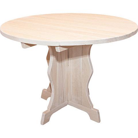 Стол круглый, диаметр 1 м