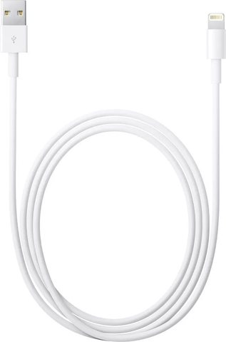 Кабель Apple Lightning to USB Cable