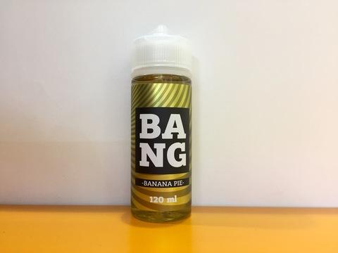 Banana pie by BANG 120мл