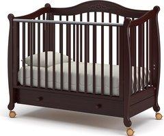 Кровать детская Моника махогон
