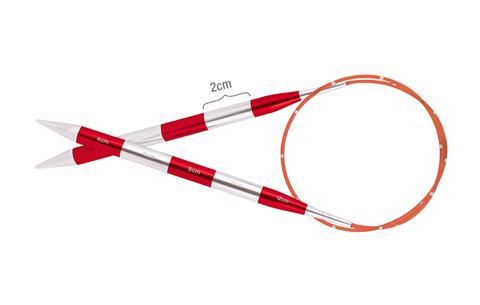 Круговые спицы. Smartstix Knitpro 100 см купить