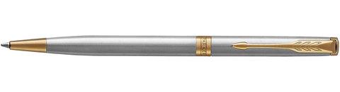 Шариковая ручка Parker Sonnet Slim Stainless Steel GT