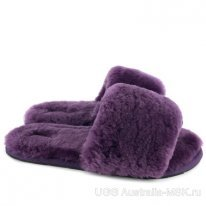 UGG Slipper Violet