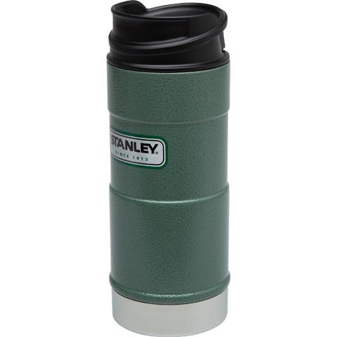 Термокружка Stanley Classic One Hand (0,35 литра), темно-зеленая