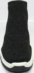 Модные женские кроссовки Seastar LA33 Black.