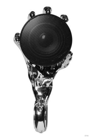 Аудиосистема на руль мото/ATV Boss Audio PHANTOM900, 600 Вт, Bluetoot, хром