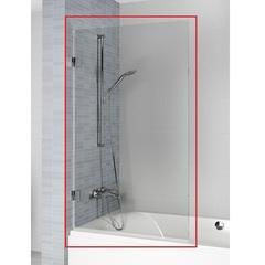 Шторка для ванны 80 см Riho Scandic Soft Q107 GQ0103201 фото