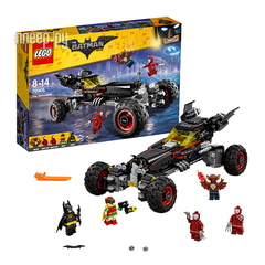 Lego Batman Movie Бэтмобиль 70905