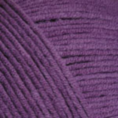 Пряжа YarnArt Jeans 50 фиолетовый