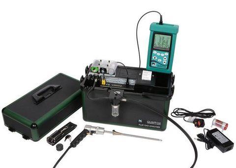 Газоанализатор KM9206 Quintox (O2-CO-NO-SO2)