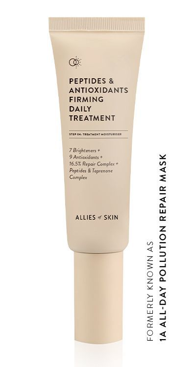 Крем для лица Allies of Skin Peptides & Antioxidants Firming Daily Treatment 50 ml