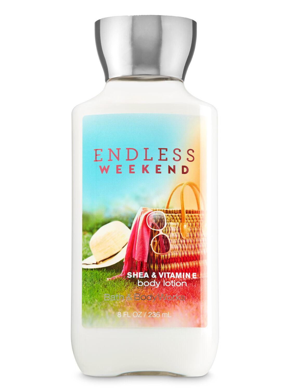 Лосьон для тела Bath&BodyWorks Endless Weekend 236 мл