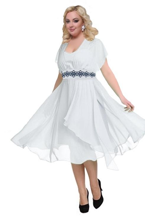 Платье 17-164