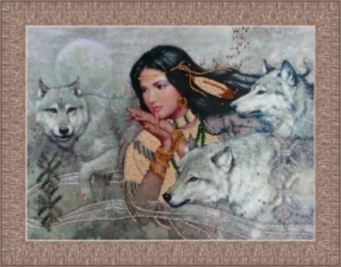 416 Танец с волками