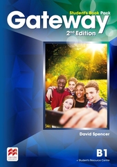 Gateway Second Edition B1 Student's Book Pack