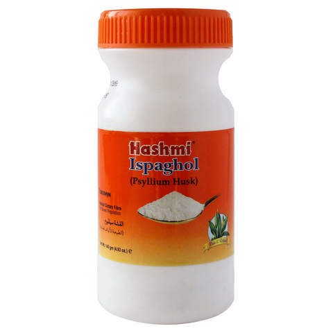 Hashmi, Псиллиум. Шелуха семян подорожника Ispaghol, 140гр