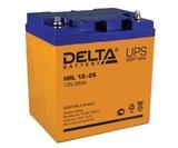Аккумулятор DELTA HRL 12-26 ( 12V 27Ah / 12В 27Ач ) - фотография