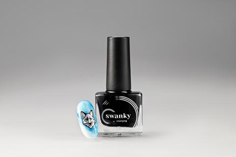 Акварельные краски Swanky Stamping, №15, голубой, 5 мл.
